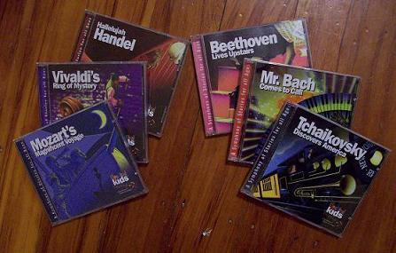 Classical Kids CDs