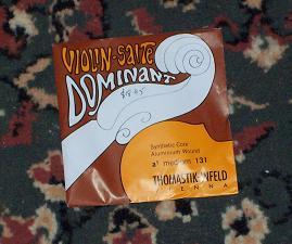 Thomastik Dominant Violin String